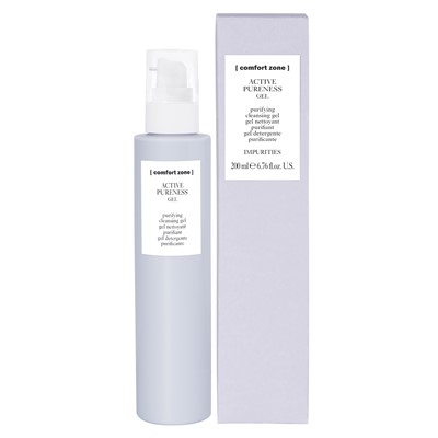 Active Pureness Cleansing Gel 200ml - Comfort Zone